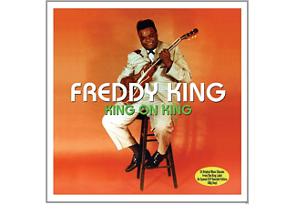Freddy King - King On King - (Vinyl)