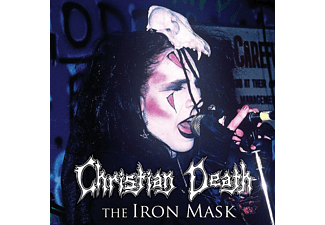 Christian Death - Iron Mask - (Vinyl)