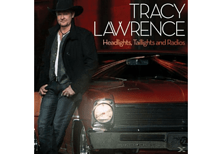 Tracy Lawrence - Headlights,Taillights and Rad - (CD)