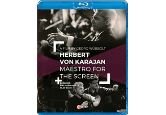 Berliner Philharmoniker - Maestro For The Screen - (Blu-ray)