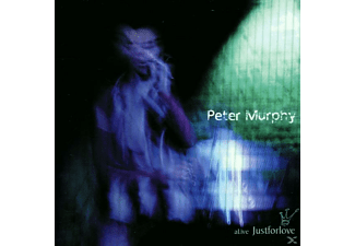 Peter Murphy - Alive Just For Love - (CD)