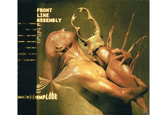 Front Line Assembly - Implode - (CD)