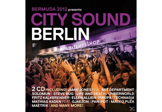 VARIOUS - BerMuDa 2012 presents City Sound Berlin - (CD)