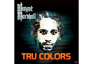 Wayne Marshall - Tru Colors - (CD)