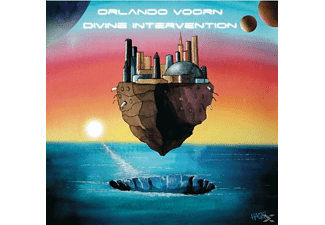 Orlando Voorn - DIVINE INTERVENTION - (Vinyl)