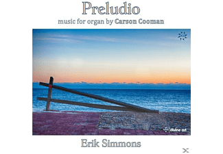 Erik Simmons - Preludio - (CD)