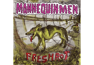 Mannequin Men - Fresh Rot - (CD)