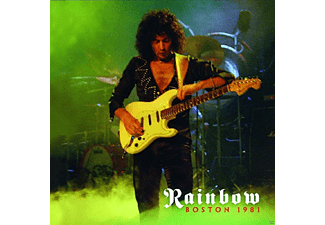 Rainbow - Boston 1981 - (CD)