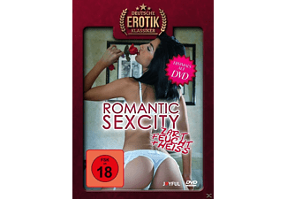Romantic Sex City - Zart, Feucht & Heiss - (DVD)