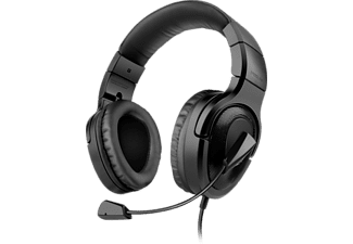 SPEED-LINK Medusa XE 5.1 True Surround Headset USB - Svart