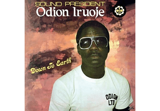 Odion Iruoje - Down To Earth - (Vinyl)