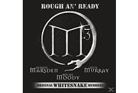 M-3 - Rough An' Ready [CD]