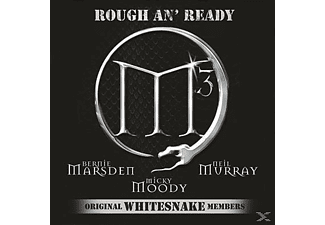 M-3 - Rough An' Ready - (CD)