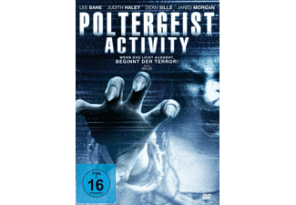 Poltergeist Activity - (DVD)