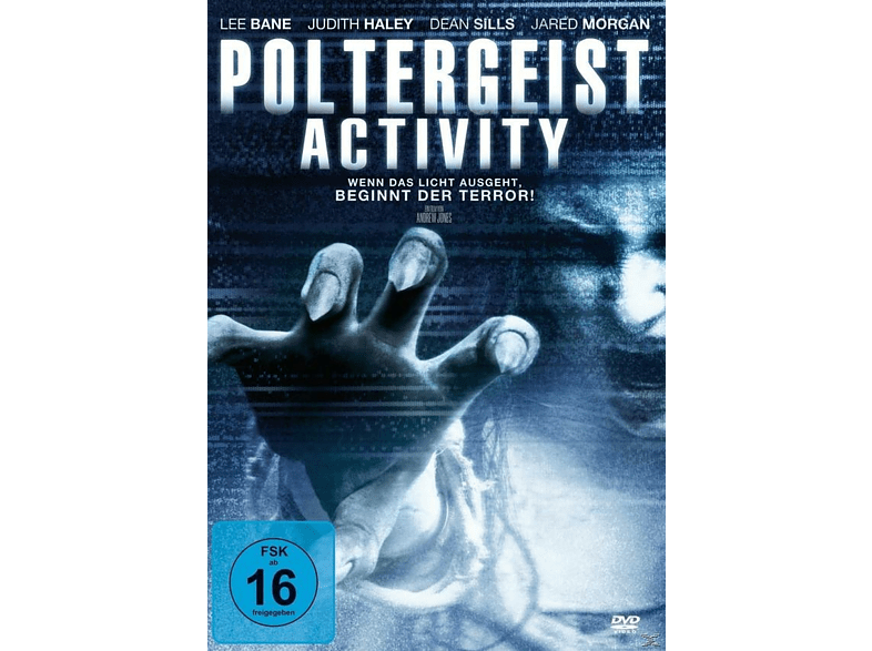 Poltergeist Activity [DVD]