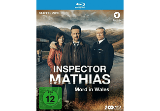 Inspector Mathias - Mord in Wales 2. Staffel - (Blu-ray)