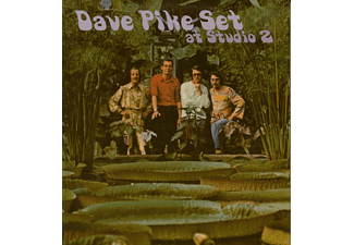 Dave Set Pike - At Studio 2 - (CD)
