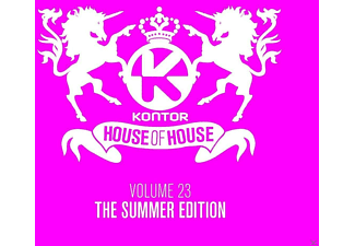 VARIOUS - Kontor House Of House Vol. 23 - The Summer Edition [CD]