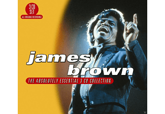 James Brown - Absolutely Essential [CD]