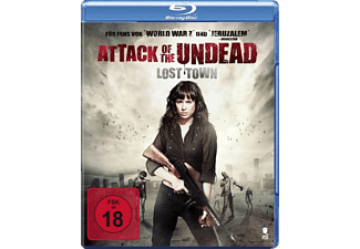 Attack of the Undead - Lost Town - (Blu-ray)