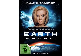 Gene Roddenberry's Earth:Final Conflict - Staffel 4 - (DVD)