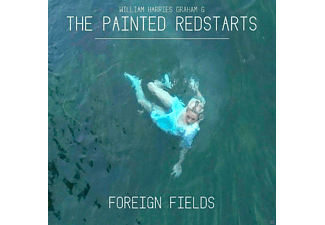 William Harries, Graham, The Painted Redstars - Foreign Fields - (CD)
