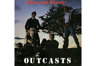 Outcasts - Blood And Thunder - (CD)