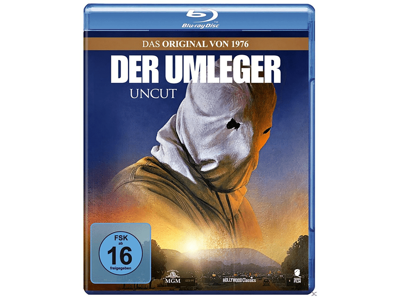 Der Umleger [Blu-ray]