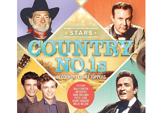 VARIOUS - Stars - Country No.1s - (CD)
