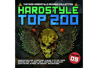 VARIOUS - Hardstyle Top 200 Vol.9 - (CD)