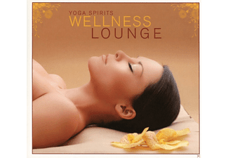 VARIOUS - Wellness Lounge-Yoga Spirits - (CD)