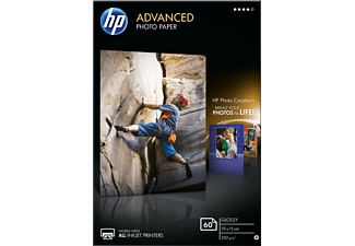 HP Advanced 10x15cm 60 vellen (Q8008A)