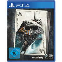 Batman: Return to Arkham [PlayStation 4]