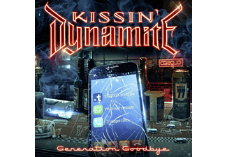 Kissin' Dynamite - Generation Goodbye (Jewelcase) - (CD)