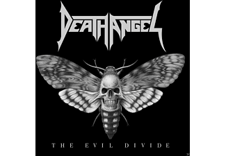 Death Angel - The Evil Divide - (CD + DVD Video)