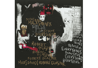 Miles Davis, Robert Glasper - Everything's Beautiful - (Vinyl)