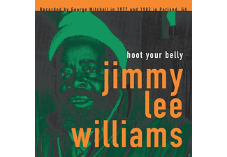 Jimmy Lee Williams - Hoot Your Belly - (Vinyl)