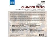 VARIOUS - Great Chamber Music [CD]