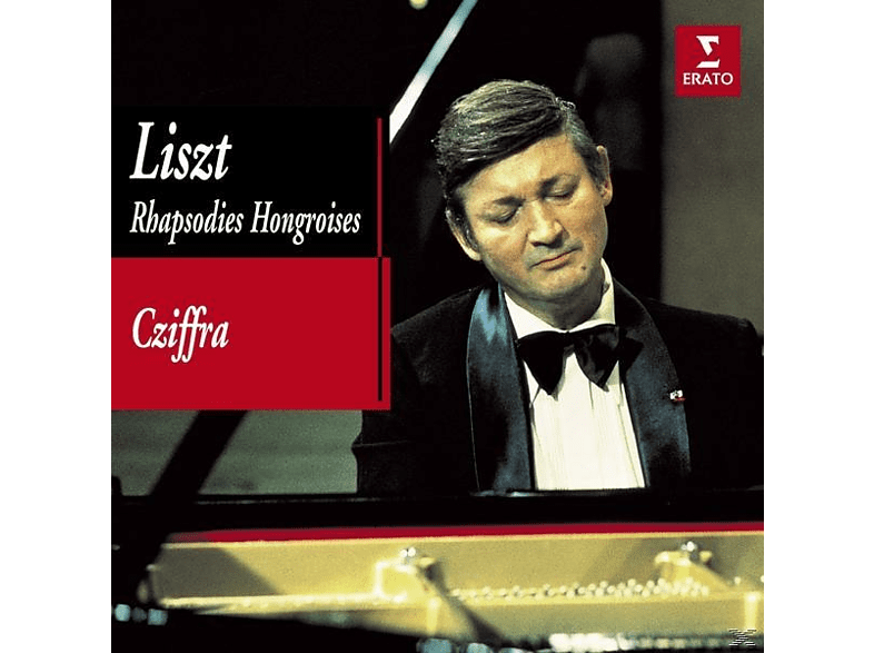 Cziffra Georges - List: Rhapsodies Hongroises No. 1-15 [CD]