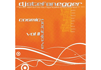 Dj Stefan Egger - Cosmic Evolution Vol.2 [CD]