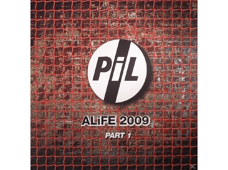 Public Image Ltd. - ALiFE 2009 Part 1 [Vinyl]