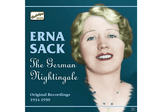 Erna Sack - The German Nightingale - (CD)