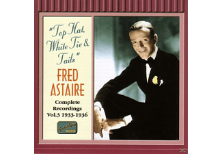 Fred Astaire - Top Hat,White Tie & Tails - (CD)