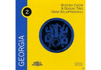 Duduki Trio, Rustavi Choir/Duduki Trio - Georgia - (CD)