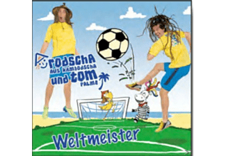 Rodscha Aus Kambodscha & Tom Palme - Weltmeister - (Maxi Single CD)