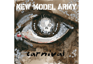 New Model Army - Carnival - (CD)