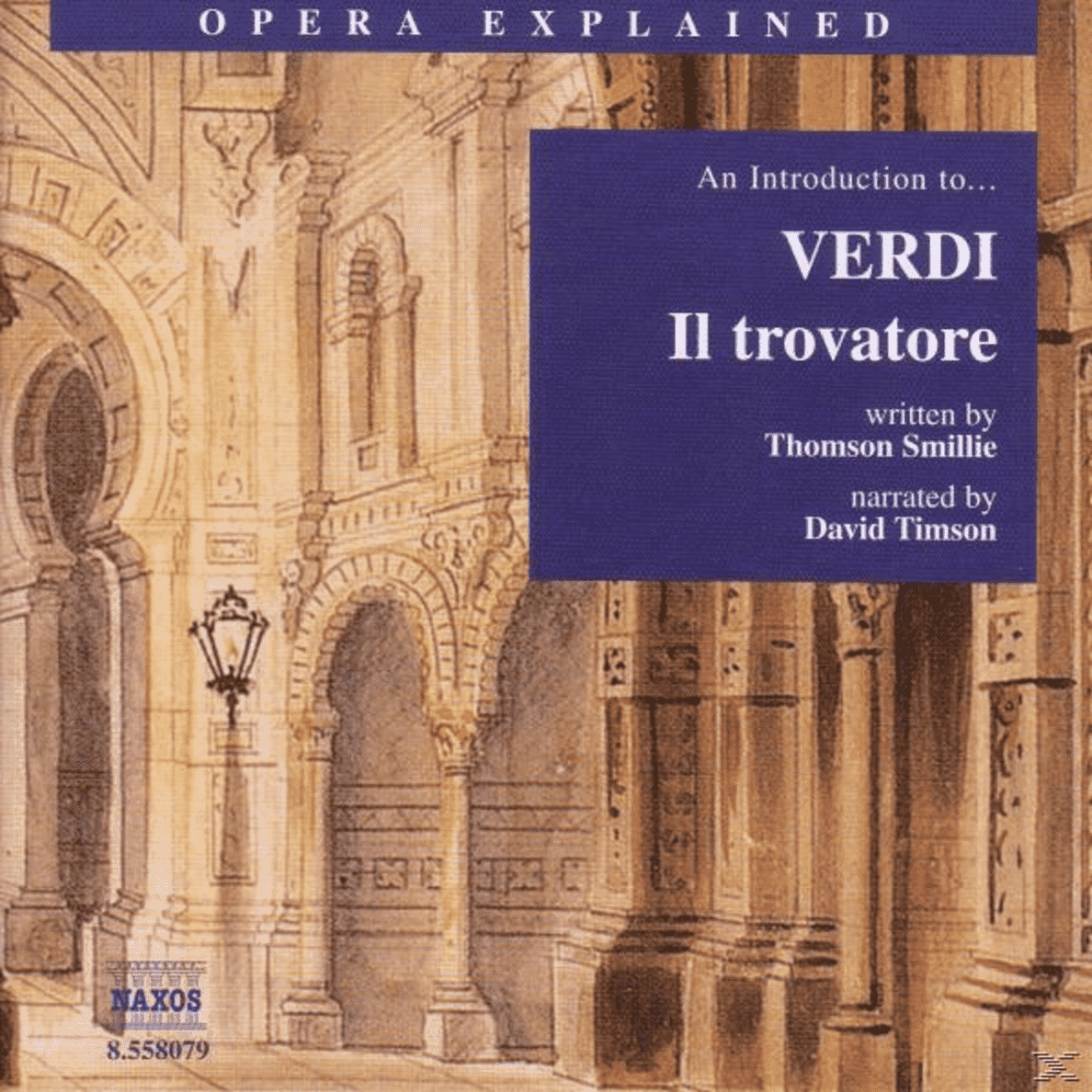 VARIOUS, David Timson Introduction To Il Trovatore Hörbuch