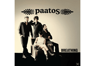 Paatos - Breathing - (CD)