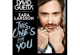 David Guetta, Zara Larsson - This One's For You - (5 Zoll Single CD (2-Track))