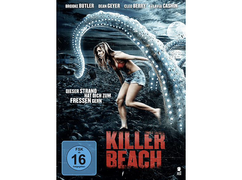 Killer Beach [DVD]